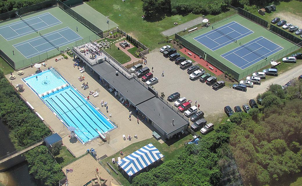 ERBC Aerial View